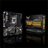 ASUS TUF B365M-PLUS GAMING soc.1151 B365 DDR4 mATX M.2 HDMI DVI DP