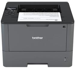 Brother HL-L5000D (duplex,40str.,HQ-1200dpi, 128 MB, PCL6,USB 2.0, displej)
