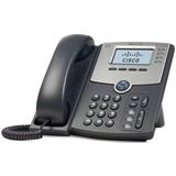 Cisco SPA504G IP Phone, 4 Voice Lines, 2x 10/100 Ports, High-Resolution Graphical Display, PoE Support