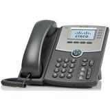 Cisco SPA514G IP Phone, 4 Voice Lines, 2x Gigabit Ports, High-Resolution Graphical Display, PoE Support