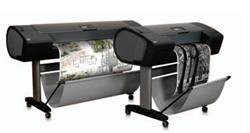 HP Designjet Z2100 24in Photo Printer SK A1