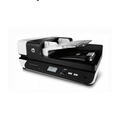 HP Scanjet Enterprise 7500 Flatbed Scanner flow