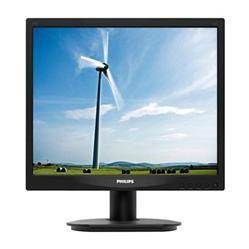 """Philips 17S4LSB/00 17"""" LCD 1280x1024 20 000 000:1 5ms 250cd DVI černý"""