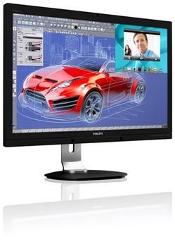 """Philips 272P4QPJKEB/00 27"""" PLS LED 2560x1440 20 000 000:1 6ms 300cd 2xHDMI USB Pivot repro černý"""