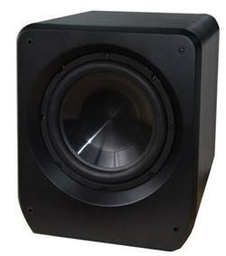 Taga Harmony PLATINUM SW-10 V.2 reproduktor černý