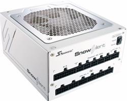 Seasonic zdroj 1050W Snow Silent-1050 (SS-1050XP3 F3), 80+ Platinum, modulární, 120 mm ventilátor