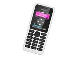 Nokia 130 Dual SIM RM-1035, bílá