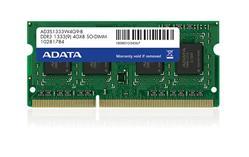 ADATA DDR3 4GB SODIMM 1600MHz CL11 - retail balení