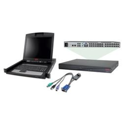 APC 2x1x32 Digital KVM with VM
