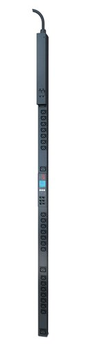 Rack PDU 2G, Metered-by-Outlet, ZeroU, 32A, 230V, (21) C13 & (3) C19