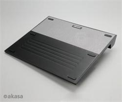 "AKASA AK-NBC-28BK Libero chladič pre notebook 15,4"", čierny"