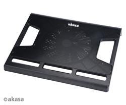 "AKASA AK-NBC-32 Quasar chladič pre notebook do 17"", čierny"