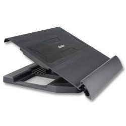 AKASA AK-NBC-09BK chladič pre notebook do 15,4´´ s USB hubom, čierny