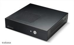 AKASA AK-ITX04-BK12EU, Cypher thin mini ITX s 120W