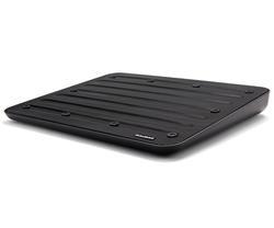 """Zalman chladič pre notebook 12"""" - 17"""", 20cm fan, čierny"""