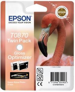Epson atrament SP R1900 gloss optimizer