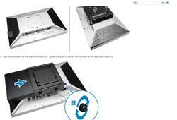 DELL OptiPlex Micro Dual VESA Mount - Kit