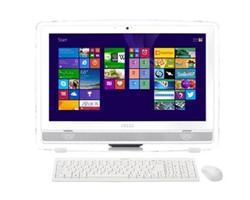 "MSI AE222-274EU MT 21,5"" FHD/White/G3250/HD4400/4GB/1TB 7200ot./DVDRW/W10H"