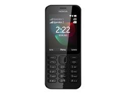Nokia 222 Dual SIM , černá