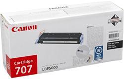 Canon CRG707 Toner Cartridge for LBP-5000