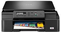 Brother DCP-J200 INK BENEFIT (tisk,kopírka,skener,ADF),USB,Wifi, Fax