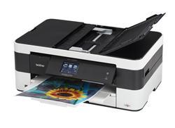 Brother MFC-J4420DW (A3 tisk,cop. a sken A4,LCD disp.6,8cm,fax,dupl. tisk,)USB+WiFi