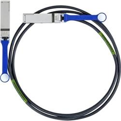Mellanox Passive Copper cable, IB EDR, up to 100Gb/s, QSFP, LSZH, 2.5m