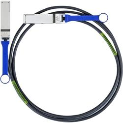 Mellanox passive copper cable, ETH 10GbE, 10Gb/s, SFP+, 1.5m