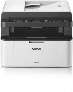 Brother MFC-1910WE (tiskárna GDI, kopírka, barevný skener, fax ) USB+WiFi