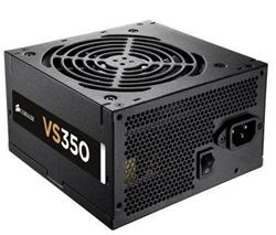 Corsair PC zdroj 350W VS350 80+ White 120mm ventilátor