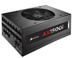 Corsair PC zdroj 1500W AX1500i modulární 80+ Titanium 140mm ventilátor