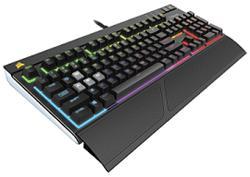 Corsair herní klávesnice STRAFE RGB Mechanical Cherry MX Red (EU)