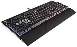Corsair herní klávesnice STRAFE RGB Cherry MX Silent (EU)