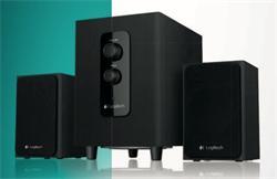 Logitech® Speaker System Z443 (Black)
