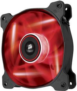 Corsair ventilátor Air Series AF120 LED Red Quiet Edition, 1x 120mm, 25dBA