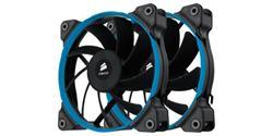 Corsair ventilátor Air Series SP120 High Performance Edition 120mm, 35dBA, Twin pack