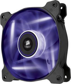 Corsair ventilátor Air Series SP120 120mm, 3pin, fialový LED