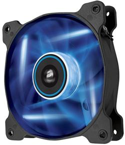 Corsair ventilátor Air Series AF120 LED Blue Quiet Edition, 1x 120mm, 25dBA