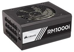 Corsair PC zdroj 1000W RM1000i modulární 80+ Gold 135mm ventilátor