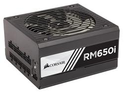 Corsair PC zdroj 650W RM650i modulární 80+ Gold 135mm ventilátor