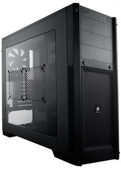 Corsair PC skříň Carbide Series™ 300R, 2 chladiče, prosklené bočnice, bez zdroje, Mid Tower