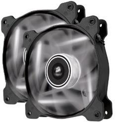 Corsair ventilátor Air Series SP120 120mm, 3pin, bílý LED, twin pack