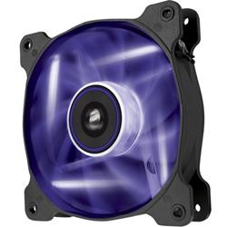Corsair ventilátor Air Series AF120 LED Purple Quiet Edition, 1x 120mm, 25dBA
