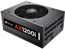 Corsair PC zdroj 1200W AX1200i modulární 80+ Platinum 140mm ventilátor
