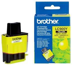 Brother LC-900Y, cartridge žlutá (400 str.)