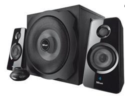 Trust Tytan 2.1 Subwoofer Speaker Set with Bluetooth - black