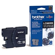Brother LC-980BK (inkoust černý, 300 str.)