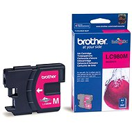 Brother LC-980M (inkoust magenta, 260 str.)