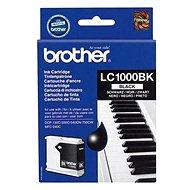 Brother LC-1000BK (ink. černý, 500 str.)