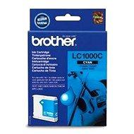Brother LC-1000C (inkoust cyan, 400 str.)